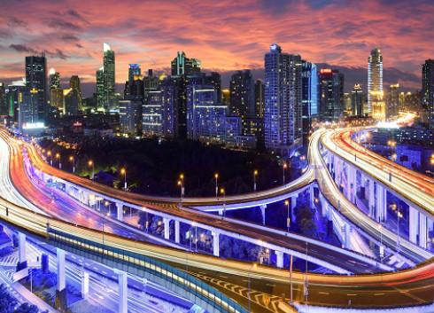 交通部基于物联网的智能交通项目顺利过验