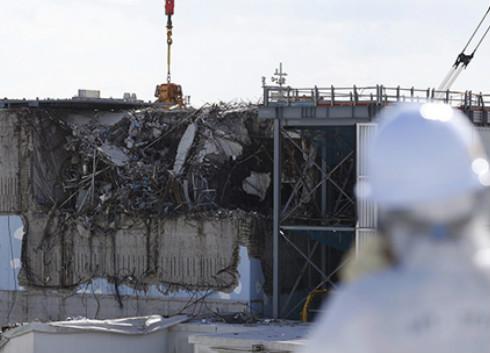 福岛核电站辐射记录再刷新高 报废工作荆棘重重