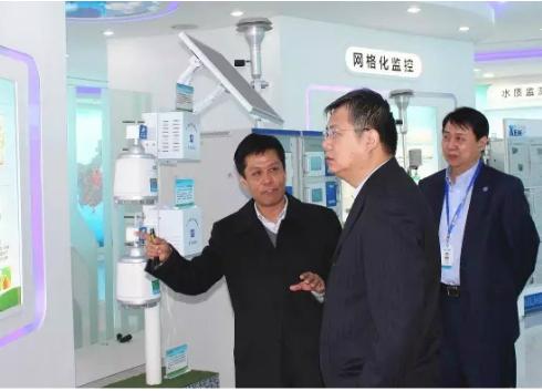先河环保网格化监测系统助力河北省实现精准监测
