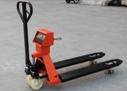 台迈衡器电子叉车秤3月价格行情