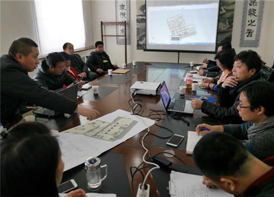 油流量实验室建设方案讨论会在北京计量院顺利召开