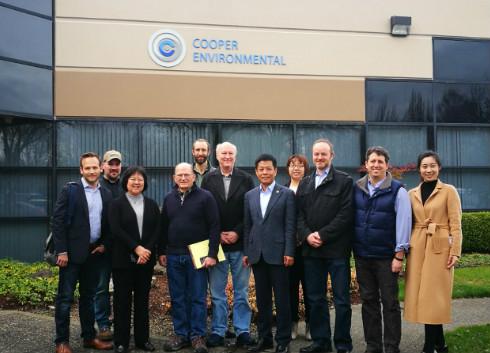 先河环保两家美国子公司实现合并 执行全新战略规划