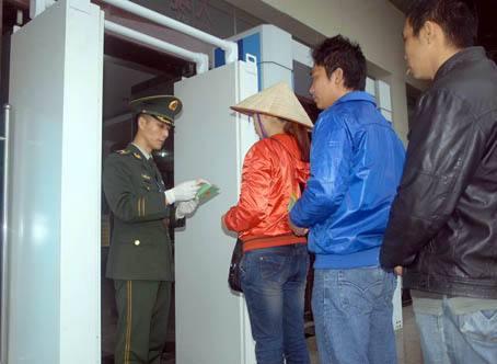 广东顺德港:高灵敏度放射性监测系统 保旅客安全通关