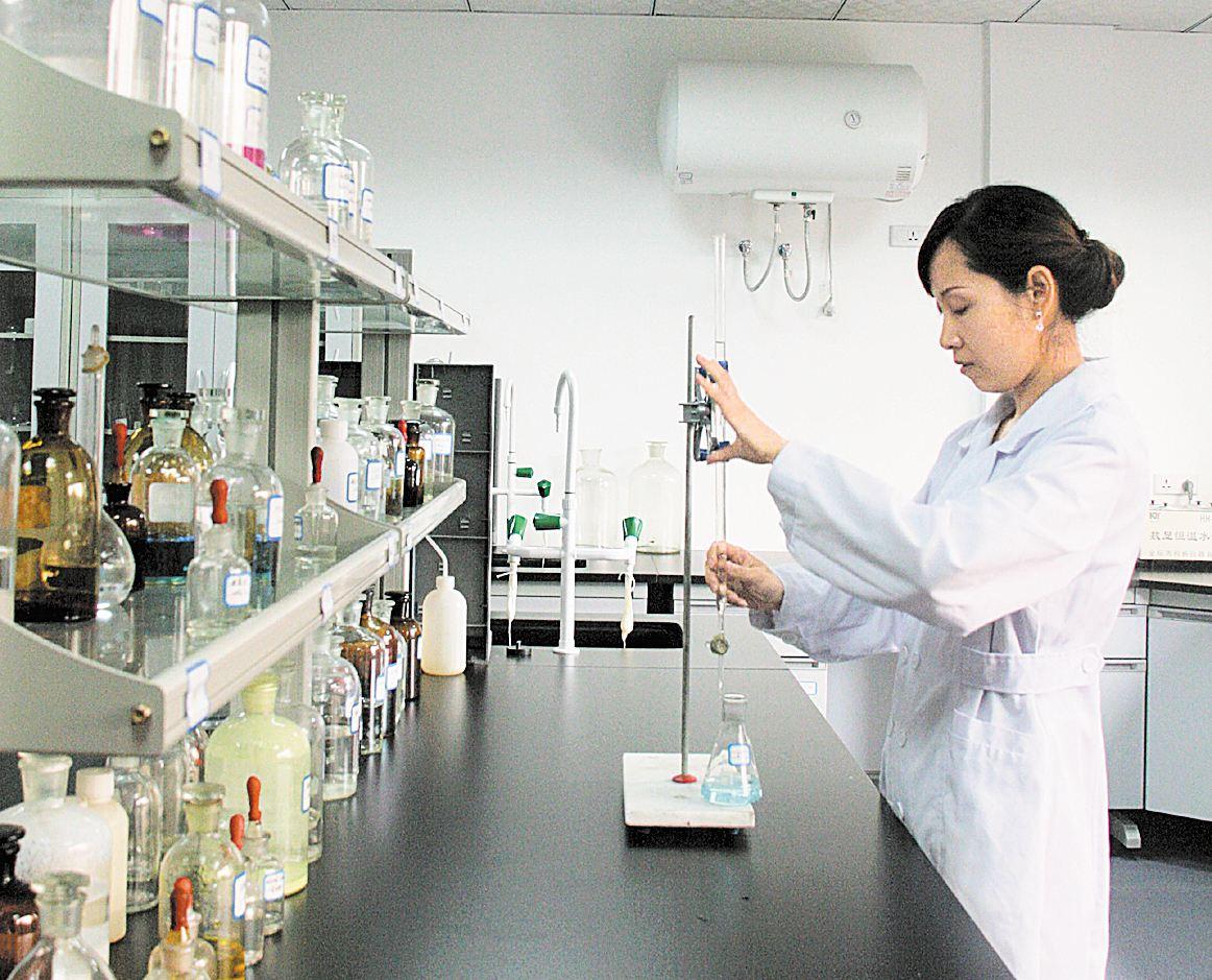 """湖北华中农大:农残检""""神器""""可检测十亿分之一克农药残留"""