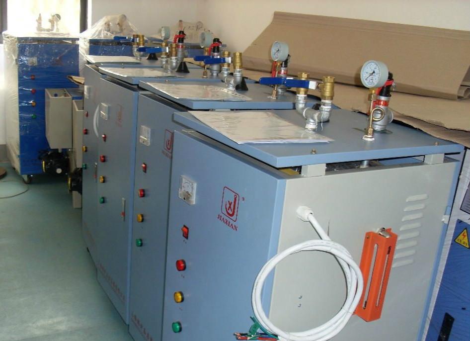 福建计量院建成全国测量范围最大质量法蒸汽流量标准装置