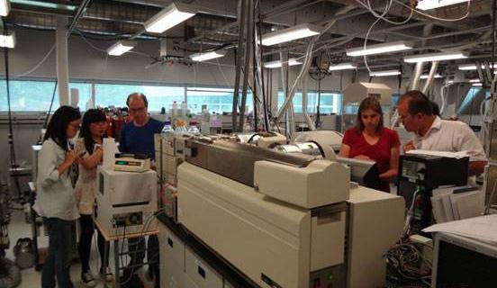 江西赣州建设质谱科学与仪器国际联合研究中心分中心
