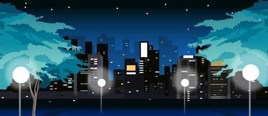 智能路灯亮相山东潍坊可检测空气质量