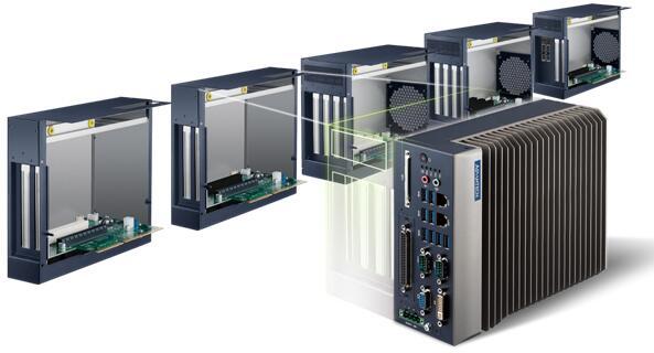研华推出高性能紧凑型无风扇工控机MIC-7700