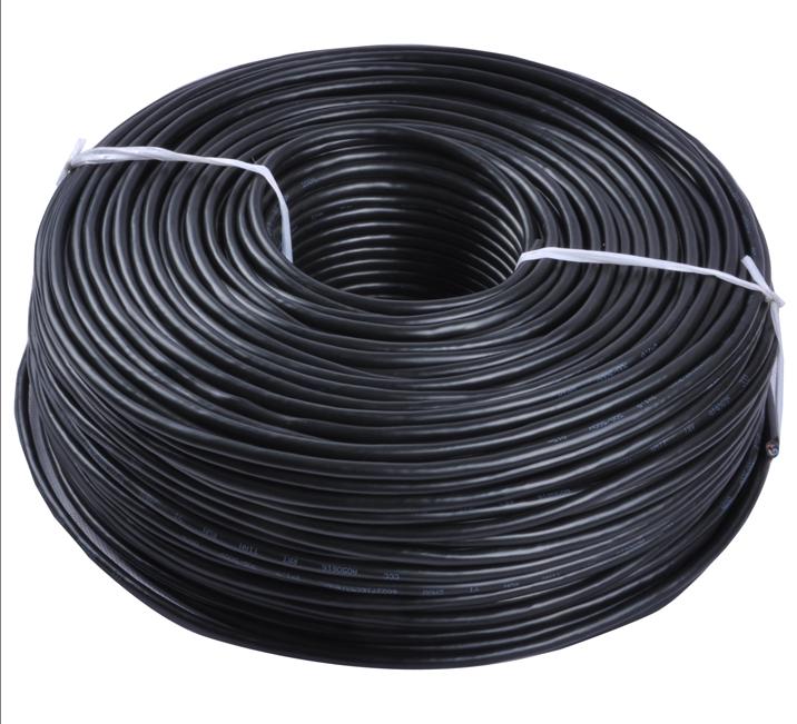 RVV2*1.0国标无氧铜RVV电线电缆厂家