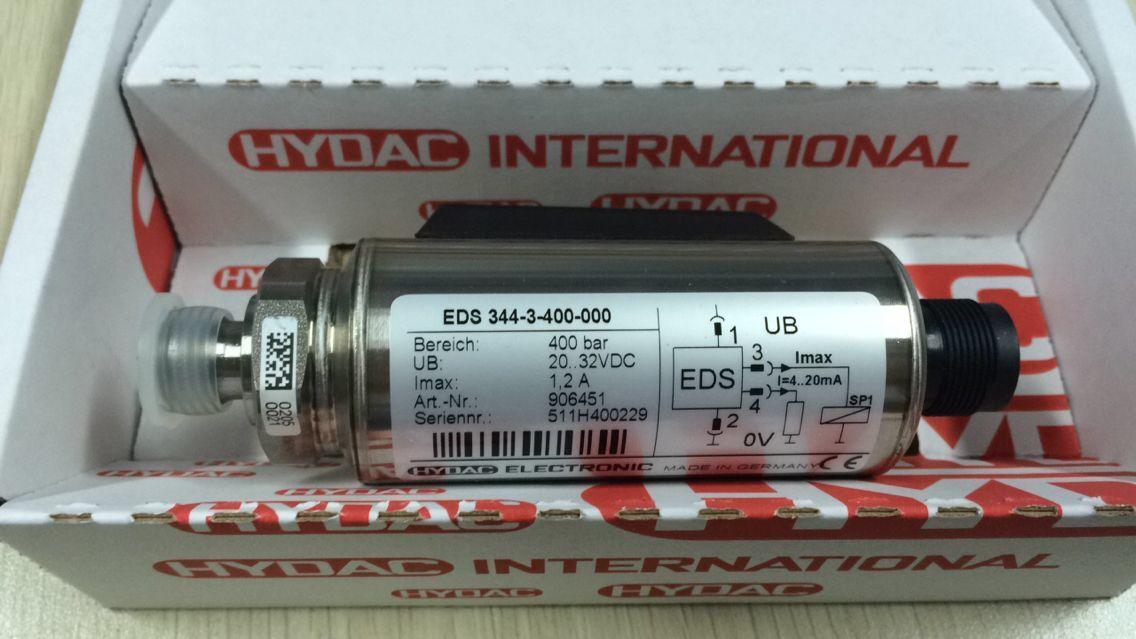 EDS300是一个紧凑的电子压力继电器,带数字显示。根据不同型号分带一个或两个开关量输出;带一个或两个开关量输出和一个模拟量信号输出。该压力继电器可以适应现代的控制理念。 切换点以及相应的延滞性可以通过触摸式按键调定。为了更好地适应专门的应用场合,该装置具备了许多附加调节功能,如切换延迟时间,输出N/0或N/C功能等。 EDS300主要应用于液压气动系统中压力监控和指示,以及需要高频切换或切换精度而机械式压力继电器无法胜任的场合。该装置是蓄能器、卸荷控制或泵和压缩机控制的理想控制元件。 特点:在不锈钢薄