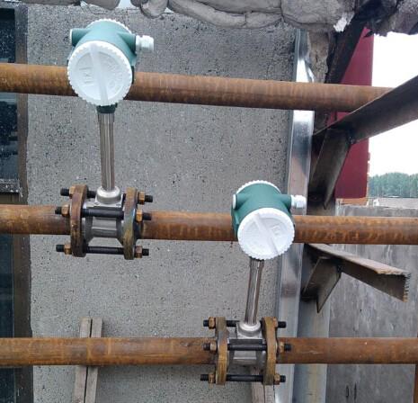 压缩空气管道流量计