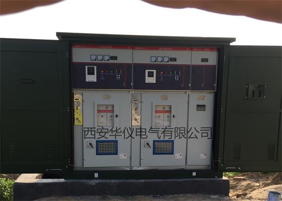 回路接线以插头与高压开关柜中其他二次回路相连接时