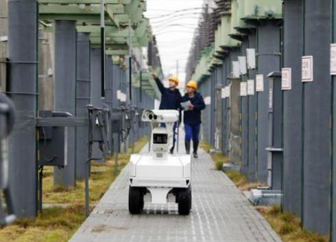 实现了对整个宁波主电网220千伏户外变电站智能巡检