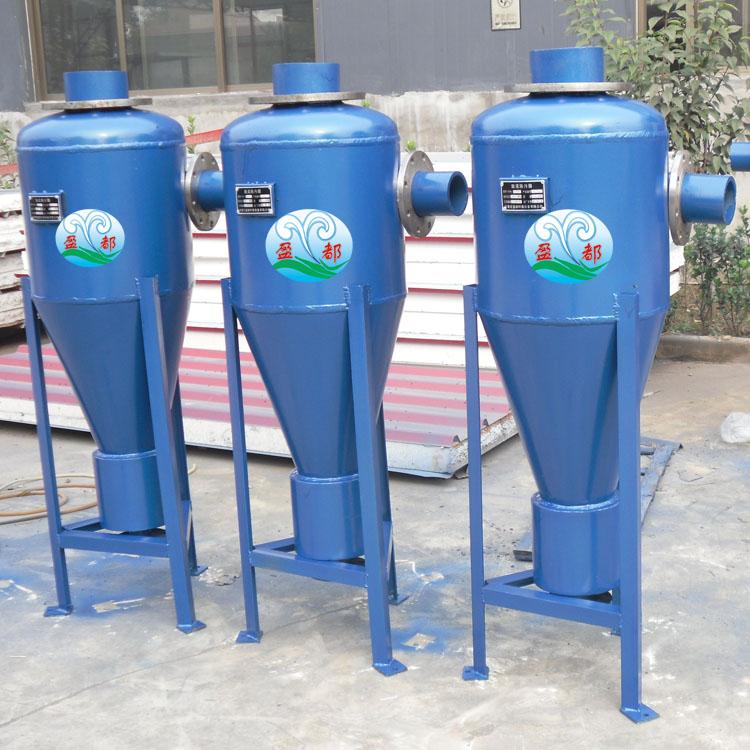 旋流除砂器设备结构与原理
