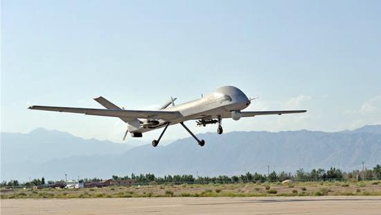 彩虹无人机项目已完成投资2.16亿元 预计年底投产图片