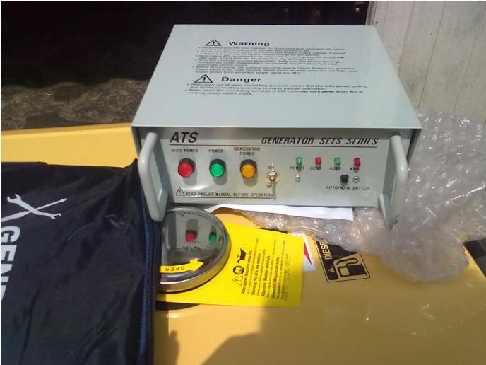 为使柴油发电机组的自动控制系统能适用于不同场合,程序中对许多参数