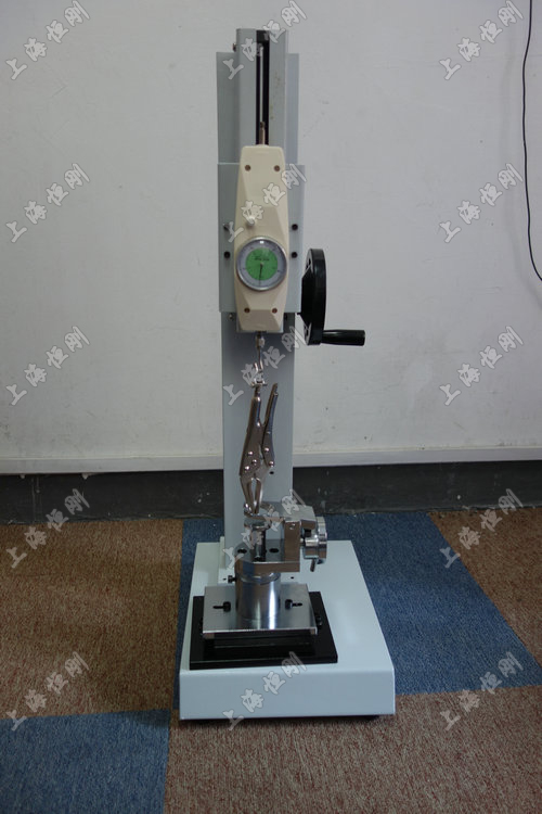 纽扣拉力强度测试仪