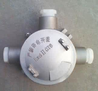 bhc 304不锈钢防爆接线盒