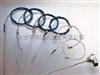 WRCK-191T安徽华润厂家直销WRCK-191T带补偿导线式T型热电偶